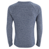 Scotch & Soda Men's Melange Crew Neck Sweatshirt - Navy Melange: Image 2