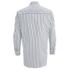 Scotch & Soda Men's Striped Oxford Shirt - White: Image 2