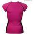 Better Bodies Women's Zipped T-Shirt - Pink: Image 2
