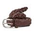Scotch & Soda Men's Summer Woven Belt - Tabacco: Image 1