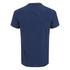 Scotch & Soda Men's Rib Collar Short Sleeve Shirt - Night: Image 2