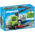 Playmobil City Action Glass Sorting Truck (6109): Image 2