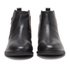 UGG Women's Demi Leather Flat Ankle Boots - Black: Image 4
