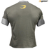 GASP Men's Rough Print T-Shirt - Wash Green: Image 2