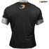 GASP Men's Rough Print T-Shirt - Wash Black: Image 2