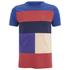 Luke 1977 Men's Close to the Wind Printed T-Shirt - Powder Petrol: Image 1