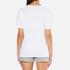 Converse Women's CP Slouchy T-Shirt - Converse White: Image 3