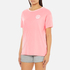 Converse Women's CP Slouchy T-Shirt - Daybreak Pink: Image 2