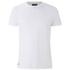 Threadbare Men's Oliver Grandad T-Shirt - White: Image 1