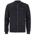 Threadbare Men's Milton Suedette Bomber Jacket - Navy: Image 1