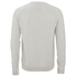 Threadbare Men's Tallin Raglan Crew Neck Jumper - Ecru Marl: Image 2