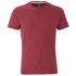 Threadbare Men's Oliver Grandad T-Shirt - Rust: Image 1