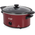 Russell Hobbs 22741 Slow Cooker - Red: Image 1