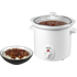 Elgento E16002 Slow Cooker - White - 3L: Image 1