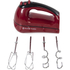 Russell Hobbs 18966 Rosso Hand Mixer - Red - 300W: Image 2