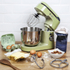 Swan SP25010GN Retro Stand Mixer - Green: Image 2