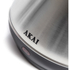 Akai A10002 Pyramid Kettle - Stainless Steel - 2L: Image 4