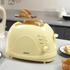Elgento E20012C 2 Slice Toaster - Cream: Image 3