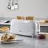 Elgento E20011 4 Slice Toaster - White: Image 2