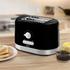Swan ST10020BLKN 2 Slice Toaster - Black: Image 2