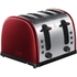 Russell Hobbs 21301 Legacy Toaster - Red: Image 1