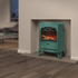 Warmlite WL46014G Stove Fire - Green - 2000W: Image 3