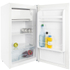 Signature S30003 Under Counter Fridge - White - 84L: Image 1