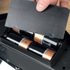 Morphy Richards 971497/MO Round Sensor Bin - Black - 30L: Image 3