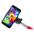 Kitvision Basic Bluetooth Selfie Stick With Phone Holder - Red: Image 4