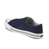 Crosshatch Men's New Halfpipe Canvas Trainers - Navy: Image 5