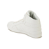 Crosshatch Men's Ecuador High Top Trainers - White: Image 5