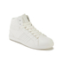 Crosshatch Men's Ecuador High Top Trainers - White: Image 4
