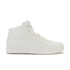 Crosshatch Men's Ecuador High Top Trainers - White: Image 1