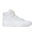 Supra Men's Vaider Leather High Top Trainers - White: Image 1