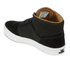 Supra Men's Yorek High Top Trainers - Black/White: Image 5