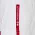 Crosshatch Men's Pacific Print T-Shirt - White: Image 3