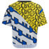 KENZO Women's Short Sleeve Contrast Top - Multi: Image 2