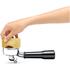 Sage by Heston Blumenthal BES920BSUK The Dual Boiler ™ Espresso Coffee Machine - Black: Image 4