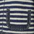 Sonia by Sonia Rykiel Women's Tweed Striped Jacket - Navy/Ecru: Image 3
