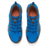 Columbia Men's Ventrailia Outdry Trainers - Hyper Blue/Heat Wave: Image 2