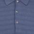 John Smedley Men's Runkel Sea Island Cotton Polo Shirt - Baltic Blue: Image 3