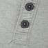 Tokyo Laundry Men's Arturo Button Long Sleeve Top - Light Grey Marl: Image 4