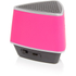 Mixx S1  Bluetooth Wireless Portable Speaker (Inc hands free conference calling) - Neon Pink: Image 2