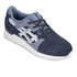 Asics Gel-Lyte III 'Granite Pack' Trainers - Indian Ink/White: Image 4