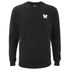 Good For Nothing Men's Gatekeeper Crew Neck Sweatshirt - Black: Image 1