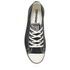 Converse Women's Chuck Taylor All Star High Line Peached Canvas Trainers - Black/Egret: Image 3