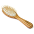 Hydrea London Olive Wood Anti Static Hair Brush: Image 1