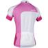 Nalini Women's Campionessa Short Sleeve Jersey - White/Pink: Image 2