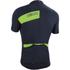 Nalini Sorpasso Ti Short Sleeve Jersey - Blue/Green: Image 2