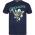 Gremlins Crayon Herren T-Shirt - Dunkelblau: Image 1